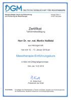 Fortbildung  DGM Mesotherapie  Dt. Gesellschaft für Mesotherapie